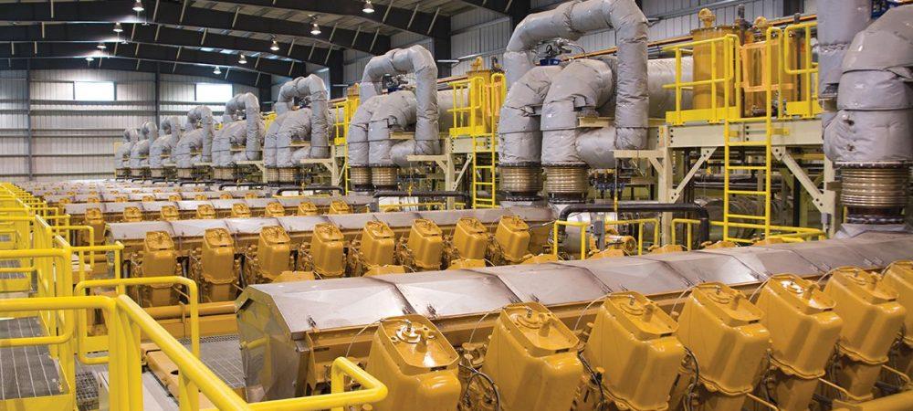 نیروگاه دیزلی