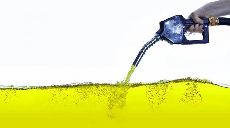 میزان مصرف سوخت دیزل ژنراتور