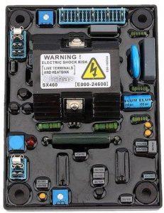 ولتاژ رگولاتور ژنراتور AVR