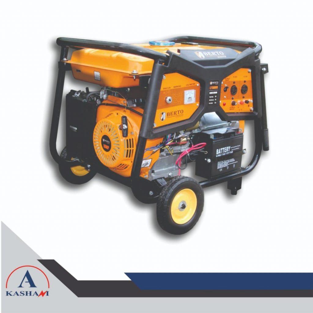 موتور برق برتو
